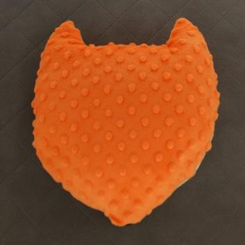 Podusia przytulanka Lisek pomarańczowy handmade