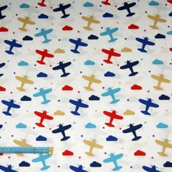 Bawełna w samoloty, indywidualne zamówienia, handmade