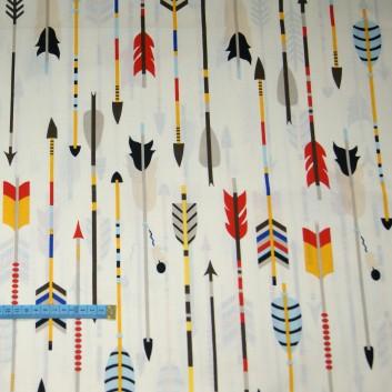 Bawełna w indiańskie strzały, indywidualne zamówienia, handmade