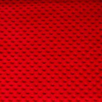 Polar Minky czerwony, indywidualne zamówienie, handmade