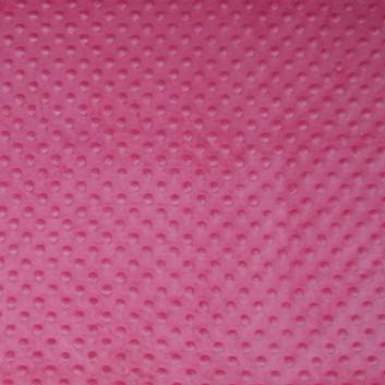 Polar Minky różowa azalia, indywidualne zamówienie, handmade